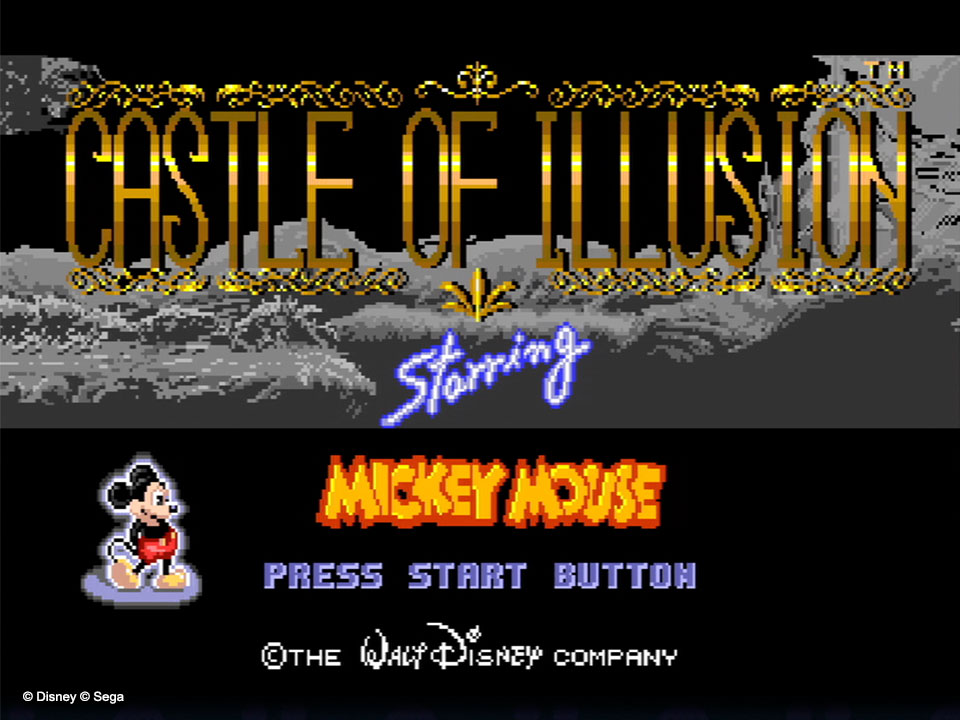 Disney's Castle of Illusion Starring Mickey Mouse gets a