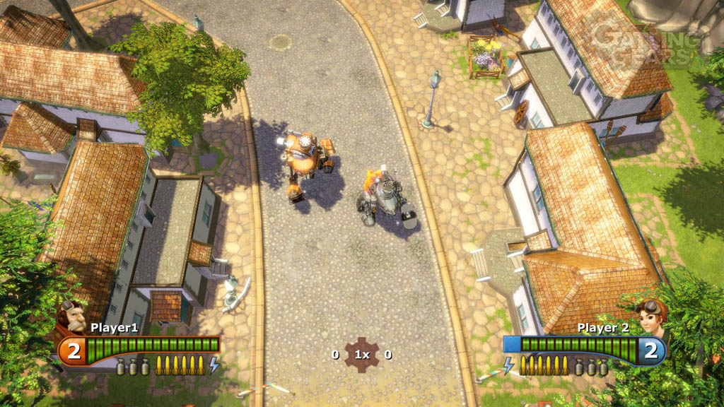 Review: Gatling Gears