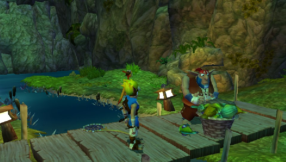 Review Jak Daxter Collection Vita Psnstores